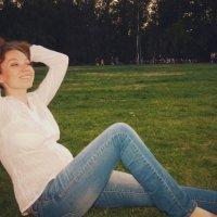 Отдых в парке :: Юлия Шабалдина