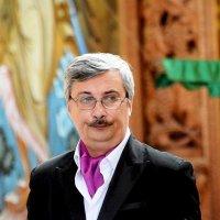 В церковном хоре. :: Александр Владимирович Никитенко