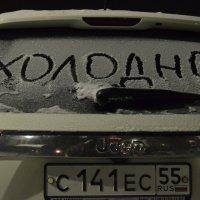 Февраль не радует погодой :: Savayr