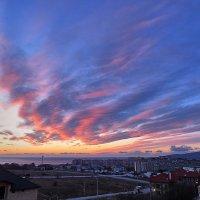 Жар-птица с небес :: Валерий Дворников