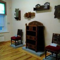 Интерьер старорусской мебели в музее Петропавловская крепость. :: Светлана Калмыкова