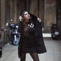 Прогулка по готическому кварталу Барселоны :: Olga Kudryashova