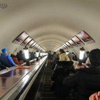 ....метро.... :: Sergey Ganja
