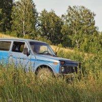 Нива - самый лучший в мире джип :: Дмитрий Конев