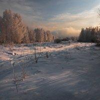 Навстречу утреннему солнцу... :: Александр Попов