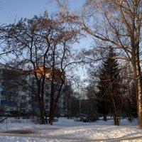 Утро в моём городе :: Андрей Михайлин