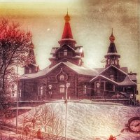 У зимы вторая половина :: Ирина Сивовол