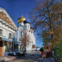 Осень в Свято-Успенском Одесском патриаршем монастыре. :: Вахтанг Хантадзе