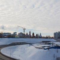 Немного зимнего Нижнего :: Роман Царев