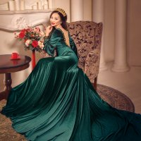 Королевское зеленое :: Олег HoneyPhoto