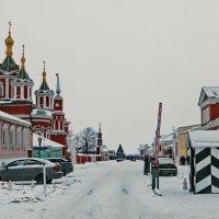 Успенский Брусенский монастырь. :: Ирина Нафаня