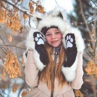 Волчонок -Марго. :: Юлия