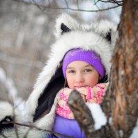 Вика - волчонок. :: Юлия