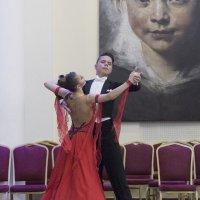 Спортивные танцы (турнир) :: Михаил Сергеевич Карузин