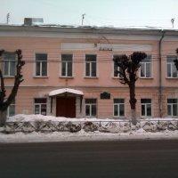 Здание бывшей женской гимназии в Рязани :: Tarka