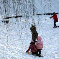 успеть до весны или зимние забавы :: Олег Лукьянов