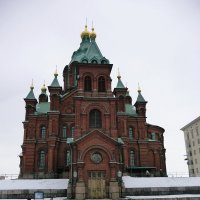 Православный храм :: Ольга Васильева
