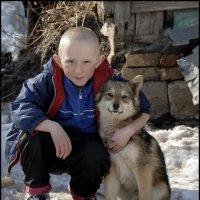 Мишуня и Тузик :: Алексей Патлах