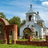 Сельский храм :: Александр Силинский