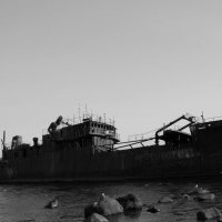 Призраки острова Парамушир :: Елена Зудова