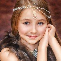 Маленькая Шахерезада :: Виктория Дубровская