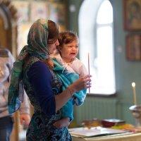 крещение малыша :: Юлия Шабеева