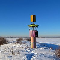 Зимний Екатеринбург.маяк. :: megaden774