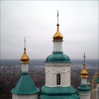 Церковь святого Николая :: Татьяна Пальчикова