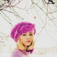 Зима в красках :: Anna