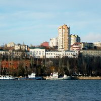 Вид на город с левого берега Дона :: Надежда