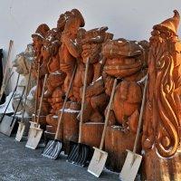Зимние стражы :: Борис Соловьев