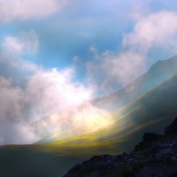 Темное и светлое :: Валерий Козуб