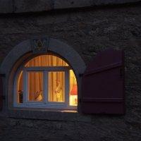 Вечернее окно... :: Lilly