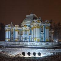 Эрмитаж, Царское Село :: Александр Кислицын