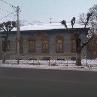 Старинный дом на улице Салтыкова-Щедрина :: Tarka