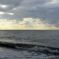 Опять Чёрное Море... :: Дмитрий Петренко