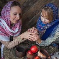 две сестры :: Юлия Fox(Ziryanova)