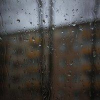 Капли на стекле :: Вера Аксёнова