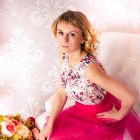 Девушка весной :: Мария Юрьева