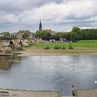 Эльба в Дрездене :: Olga F