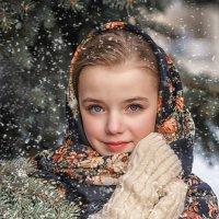 Русская Краса :: Виктория Дубровская