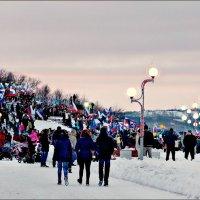 Североморск встречает своих героев :: Кай-8 (Ярослав) Забелин