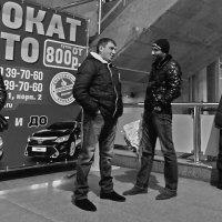 Ожидание. :: Евгений Герасименко