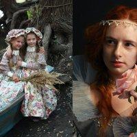 боковое освещение :: Анюта Плужникова