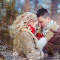 Мороз и солнце.... :: Виктория Штыкулина