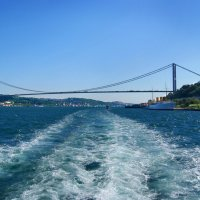 Мост через Босфор :: Юлия Фотолюбитель