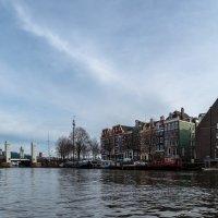 Каналы Амстердама, зима 2017 :: Witalij Loewin