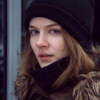 На лице ее мелькнула усмешка :: Ольга Зябкина
