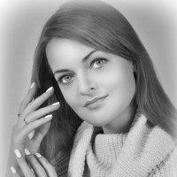 Милая девушка :: Олег Лопухов