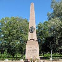 Памятник :: Вера Щукина